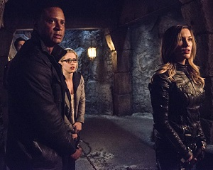 Arrow Season 3 Oliver Nyssa Wedding